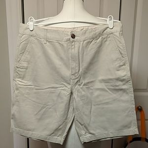 Faded glory men's flat front shorts